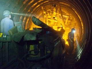 Coal mine Hrastnik